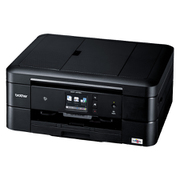 DCP-J978N-B [A4 インクジェットプリンター PRIVIO(プリビオ) プリント/スキャナー/コピー/無線LAN/有線LAN搭載 ブラック]