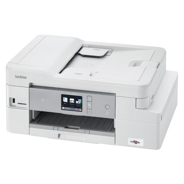 DCP-J988N [A4 インクジェットプリンター複合機 PRIVIO(プリビオ) プリント/スキャナ/コピー/無線LAN/有線LAN/ファーストタンク搭載]