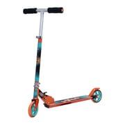 120 Premium Scooter [キックスクーター オレンジ/ターコイズ]
