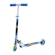 120 Premium Scooter [キックスクーター ホワイト/ブルー]
