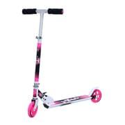 120 Premium Scooter [キックスクーター ホワイト/ピンク]