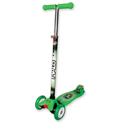 Pro 3-Wheel Scooter [キックスクーター グリーン]