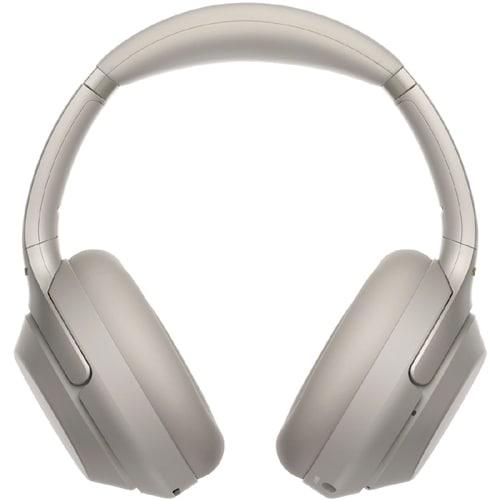 WH-1000XM3 S [ワイヤレスノイズキャンセリングステレオヘッドセット ヘッドバンド型 ハイレゾ音源対応 プラチナシルバー]