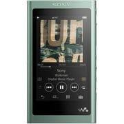 NW-A55HN G [ポータブルオーディオプレーヤー Walkman(ウォークマン) A50シリーズ 16GB ハイレゾ音源対応 専用ヘッドホン付 ホライズングリーン]