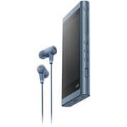 NW-A55HN L [ポータブルオーディオプレーヤー Walkman(ウォークマン) A50シリーズ 16GB ハイレゾ音源対応 専用ヘッドホン付 ムーンリットブルー]