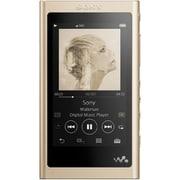 NW-A57 N [ポータブルオーディオプレーヤー Walkman(ウォークマン) A50シリーズ 64GB ハイレゾ音源対応 ペールゴールド]