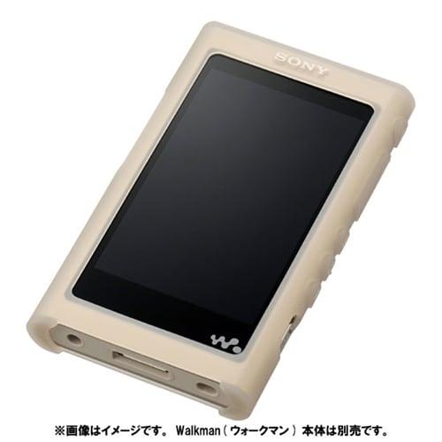CKM-NWA50 N [ポータブルオーディオプレーヤー Walkman(ウォークマン) A50シリーズ 用シリコンケース ゴールド]