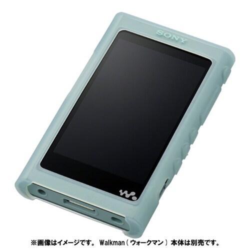 CKM-NWA50 G [ポータブルオーディオプレーヤー Walkman(ウォークマン) A50シリーズ 用シリコンケース グリーン]