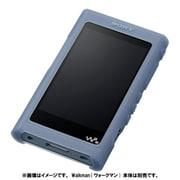 CKM-NWA50 L [ポータブルオーディオプレーヤー Walkman(ウォークマン) A50シリーズ 用シリコンケース リットブルー]