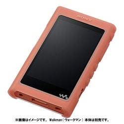 CKM-NWA50 R [ポータブルオーディオプレーヤー Walkman(ウォークマン) A50シリーズ 用シリコンケース レッド]