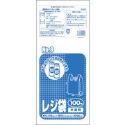 R-201 [レジ袋No8 半透明 100枚]