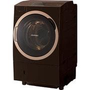 TW-127X7L(T) [ドラム式洗濯乾燥機 ZABOON ウルトラファインバブルW搭載 左開き 12.0kg グレインブラウン]