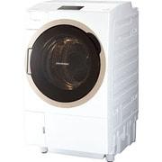 TW-127X7L(W) [ドラム式洗濯乾燥機 ZABOON ウルトラファインバブルW搭載 左開き 12.0kg グランホワイト]