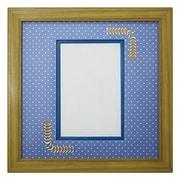 ORI柄フレーム 151 ポストカード 台形 幾何学×B