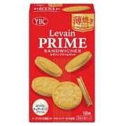 ルヴァンプライム 薄焼きサンド ホワイトチェダーチーズクリーム 18枚 [ビスケット・クッキー]