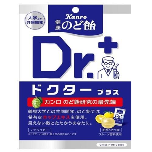 健康のど飴ドクタープラス 50g