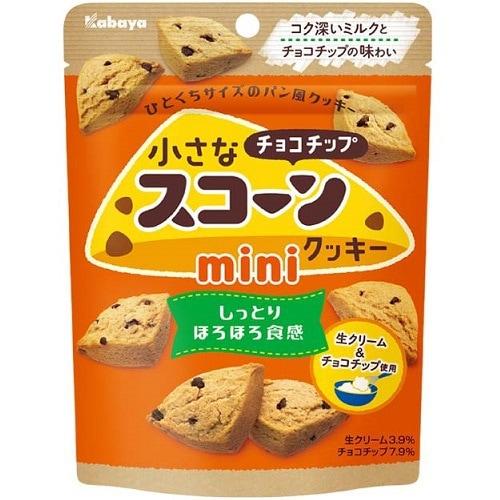 小さなスコーンクッキー ミニ チョコチップ 38g