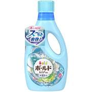 ボールドジェル フレッシュピュアクリーンの香り 本体 [洗濯洗剤]