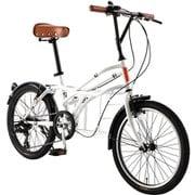 330-N-WH [自転車 ミニベロ]