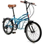 330-N-BL [自転車 ミニベロ]