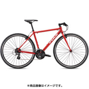 19RAIZRD17 [クロスバイク RAIZ 17 700C 24段変速 レッド]