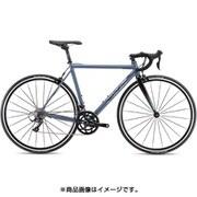 19NAOMGY46 [ロードバイク NAOMI 46 700C 18段変速 グレー]