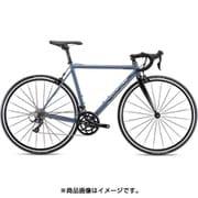 19NAOMGY52 [ロードバイク NAOMI 52 700C 18段変速 グレー]