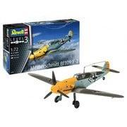 03893 [1/72スケール エアクラフトシリーズ メッサーシュミット Bf109 F-2]