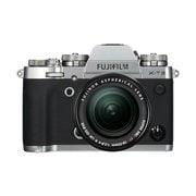 FUJIFILM X-T3 レンズキット シルバー [デジタルカメラ ボディ+交換レンズ「XF18-55mmF2.8-4 R LM OIS」]