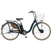 F6DB49 3P90CD0 [電動アシスト自転車 フロンティアDX(デラックス) 26型 14.3Ah相当 内装3段変速 E.Xノーブルネイビー 2019年モデル]