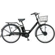 ST6B49 3P90UA0 [電動アシスト自転車 STEP CRUZ e(ステップクルーズ e) 26型 14.3Ah相当 内装3段変速 T.Xクロツヤケシ 2019年モデル]