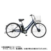 AL7B49 3P96BE0 [電動アシスト自転車 アルベルト e L型 27型 14.3Ah相当 内装5段変速 M.ジュエルDブルー 2019年モデル]