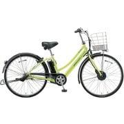 AL6B49 3P96CC0 [電動アシスト自転車 アルベルト e L型 26型 14.3Ah相当 内装3段変速 T.ネオンライム 2019年モデル]