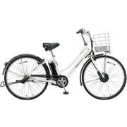 AL6B49 3P96CD0 [電動アシスト自転車 アルベルト e L型 26型 14.3Ah相当 内装3段変速 P.Xシャンパンホワイト 2019年モデル]