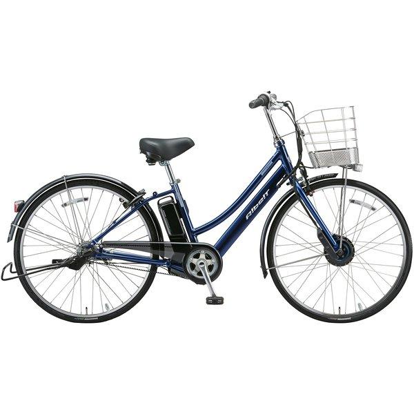 AL6B49 3P96CE0 [電動アシスト自転車 アルベルト e L型 26型 14.3Ah相当 内装3段変速 M.ジュエルDブルー 2019年モデル]