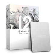 KOMPLETE 12 ULTIMATE Collectors Edition [プラグインソフト]