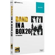 Band-in-a-Box 26 for Win BasicPAK [自動作曲・編曲アプリ]