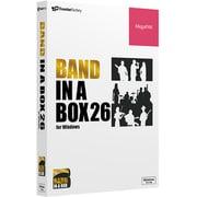Band-in-a-Box 26 for Win MegaPAK [自動作曲・編曲アプリ]