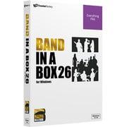 Band-in-a-Box 26 for Win EverythingPAK [自動作曲・編曲アプリ]