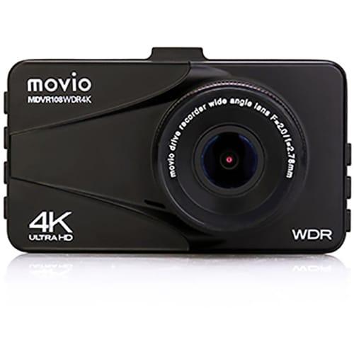 "MDVR108WDR4K [超大画面 3.0""LCD搭載 高画質4K Ultra HD WDRドライブレコーダー]"