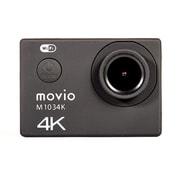 M1034K [WiFi機能搭載 高画質4K Ultra HD アクションカメラ]