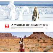 CL-453 [カレンダー 2019 A WORLD OF BEAUTY (JAL)]