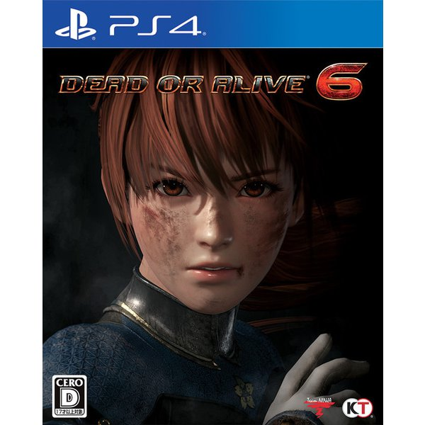 DEAD OR ALIVE 6 [PS4ソフト]