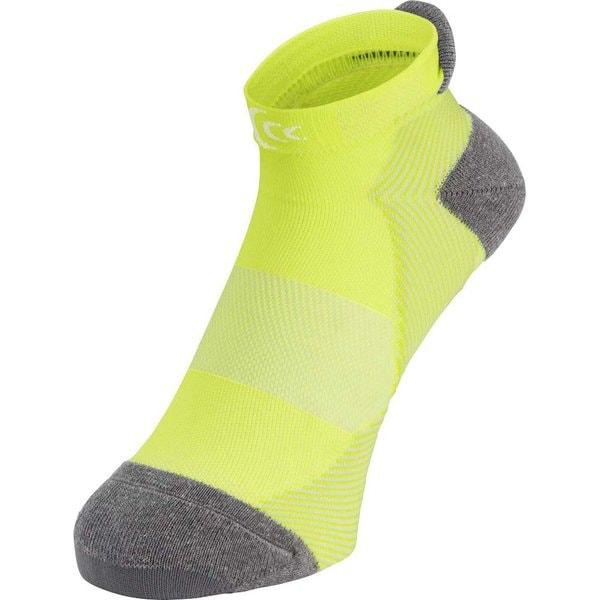 アーチサポートショートソックス Arch Support Short Socks 3F93356 (FY)フラッシュイエロー Mサイズ [スポーツソックス]
