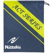 NL9209 [Nittaku(ニッタク) ACT SACK(アクトサック) シューズ袋 NL9209]