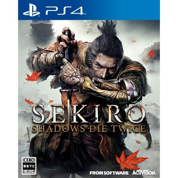 SEKIRO: SHADOWS DIE TWICE [PS4ソフト]