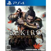 SEKIRO: SHADOWS DIE TWICE [PS4ソフト]