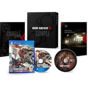 GOD EATER 3 初回限定生産版 [PS4ソフト]