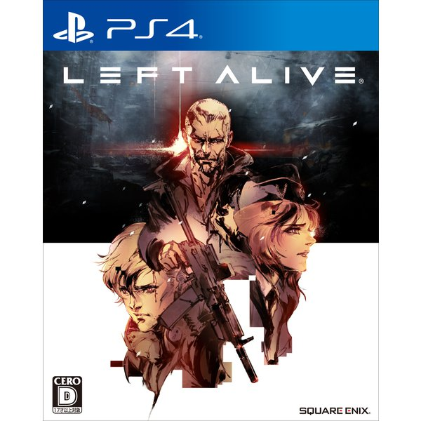 LEFT ALIVE [PS4ソフト]