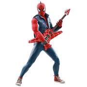 ビデオゲーム・マスターピース Marvel's Spider-Man スパイダーマン(スパイダー・パンク・スーツ版) [1/6スケール フィギュア]
